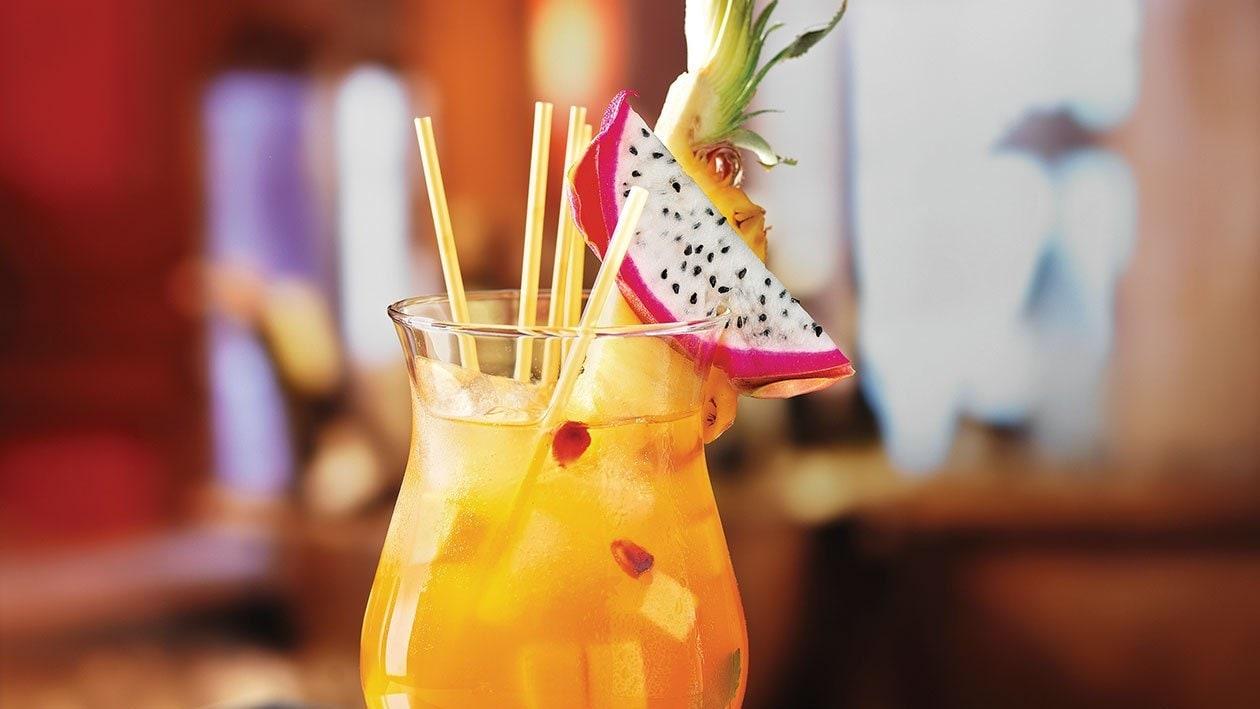 Thé glacé Long Island Mango & Peach