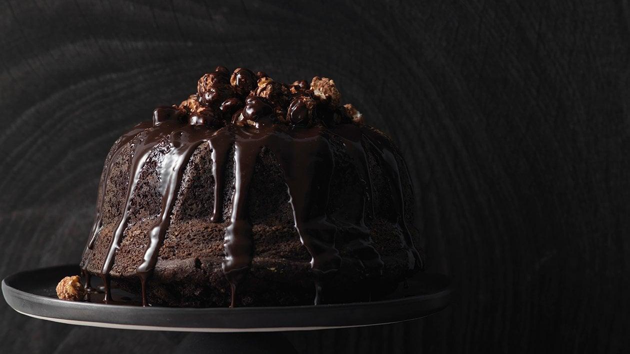 Gugelhupf au chocolat