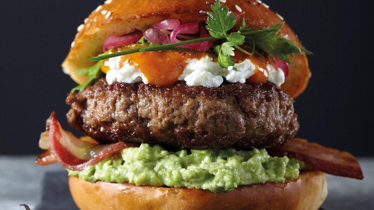 Beef-Burger New York