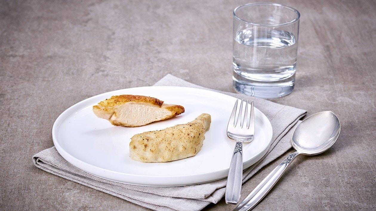 """Poulet rôti """"met en purée"""""""