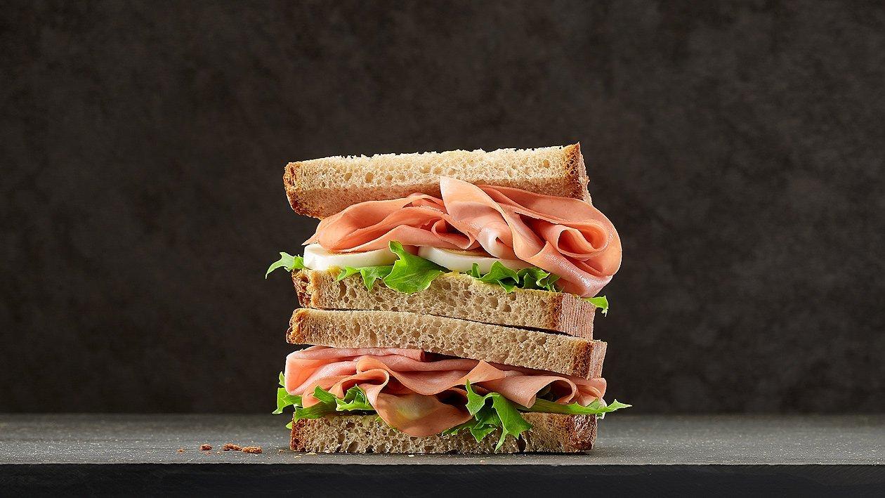 Sandwich à la Mortadella