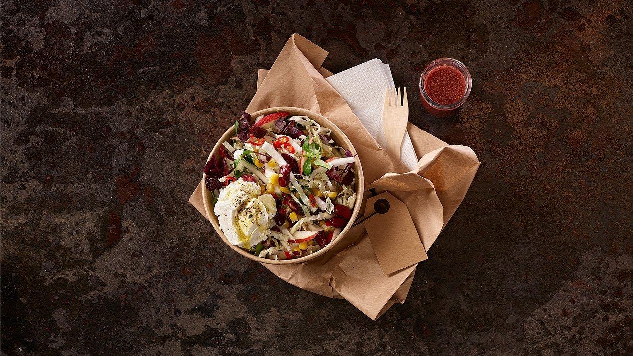 Salade d'hiver (à l'emporter)