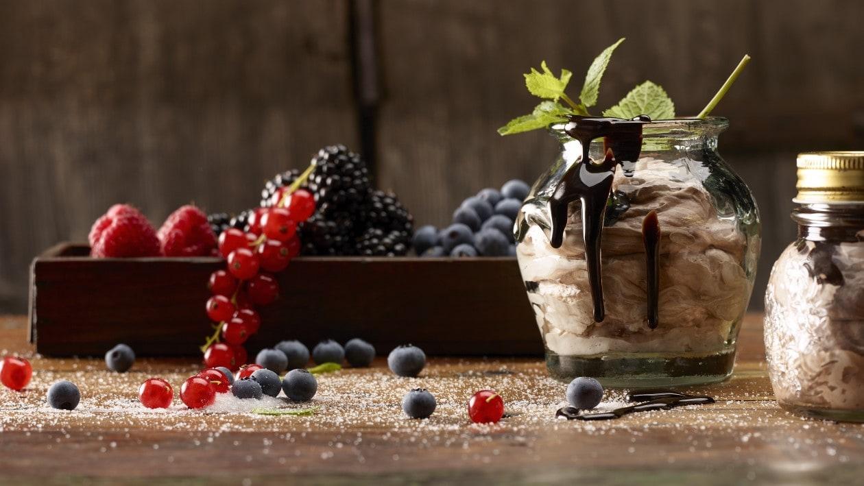 Mousse Toblerone